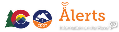 CDOT alerts information on the move